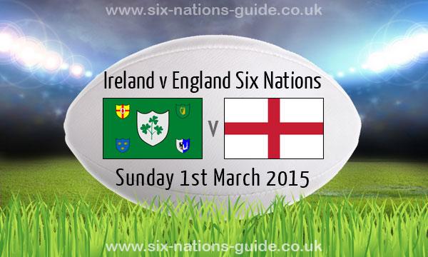 six nations england ireland