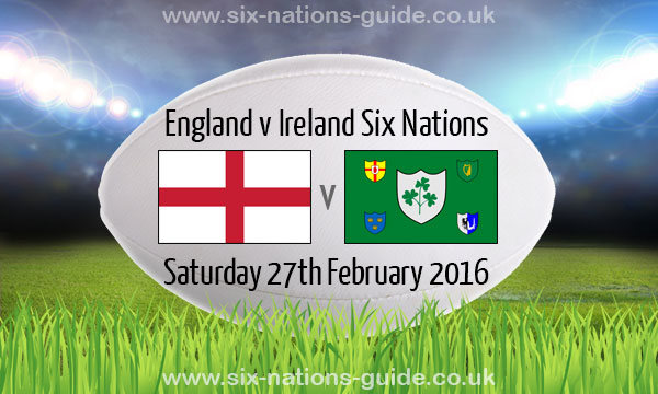 ireland england 6 nations