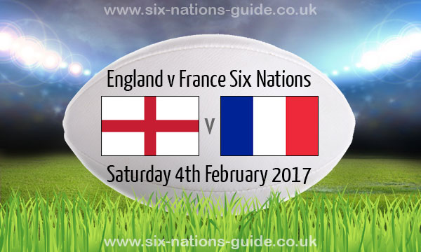 england 6 nations tickets