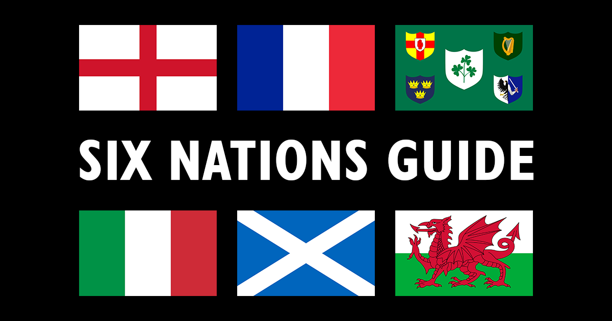 Rugby Championship 2020 Calendario.Six Nations 2020 Fixtures Guide
