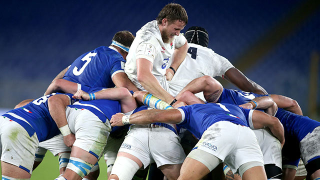 England beat Italy 34-5 in Rome during 2020 Six Nations
