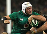 Rory Best in action for Ireland during 2018 autumn internationals