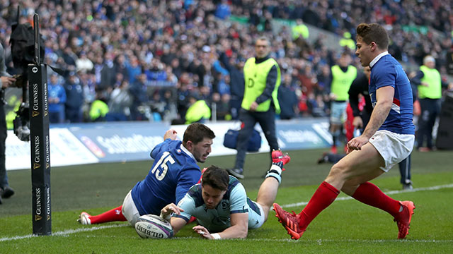 Scotland beat France 28-17 during 2020 Six Nations