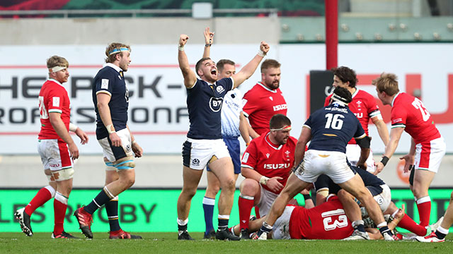 Scotland ended their 2020 Six Nations campaign with an impressive 14-10 win over Wales