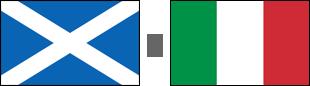Scotland v Italy